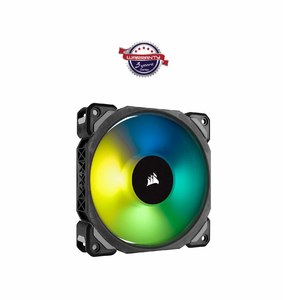 CorsairML Series LL120 RGB 120mm Dual Light Loop RGB LED PWM Fan  Product No. CO-9050071-WW