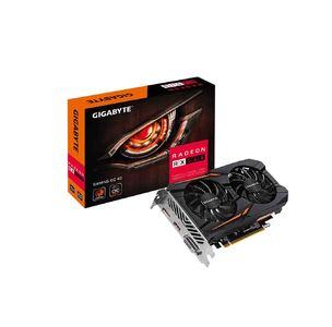 GIGABYTE Radeon RX 560 Gaming OC 4G rev. 1.0,2.0  Product No. GV-RX560GAMING OC-4GD