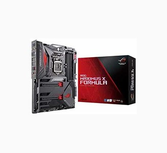 Asus ROG MAXIMUS X FORMULA Intel Z370 ATX Gaming Motherboard with Water-Cooling Features