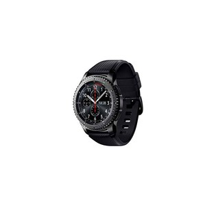Samsung Gear S3 Frontier Smart Watch With Built-in GPS to Track Activities & Share Your Location  Product No: SM-R760NDAAXAR