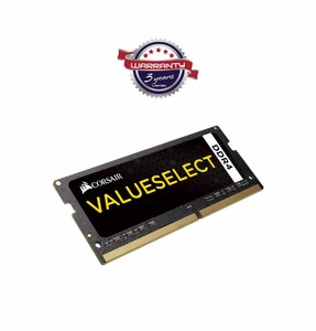 Corsair Value Select 8GB DDR4 SODIMM 2133MHz C15 RAM for Notebook  Product No. CMSO8GX4M1A2133C15