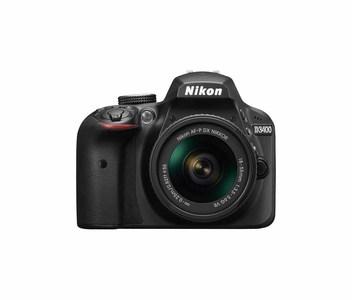 Nikon D3400 Kit With AF-S DX NIKKOR 18-55MM F/3.5-5.6G VR Lens  Stunning Simplicity
