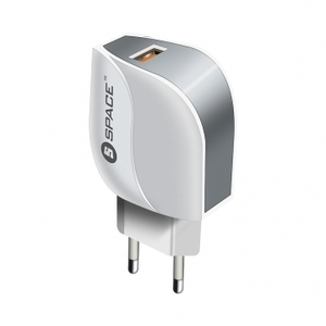 Space Adaptive Fast Wall Charger With Single Port  Product No. WC-106