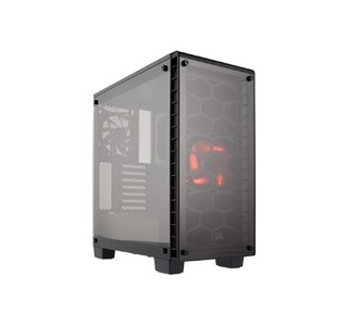 Corsair Crystal Series 460X Compact ATX Mid-Tower Case  Product No. CC-9011099-WW