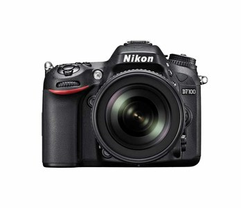 Nikon D7100 Kit With AF-S DX NIKKOR 18-140MM F/3.5-5.6 G ED VR Lens  Wi-Fi Connectivity With WU-1a & Wireless Mobile Adapter