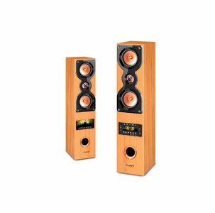 Audionic Cooper Series Cooper 6 2.0 Wireless Bluetooth Tower Remote Control Speakers