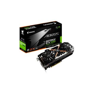 GIGABYTE AORUS GeForce GTX 1080 8G 11Gbps rev. 1.0,1.1, rev. 2.0,2.1  Product No. GV-N1080AORUS-8GD
