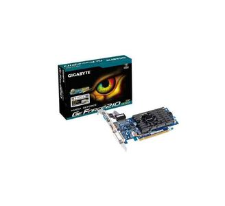 GIGABYTE NVIDIA GeForce 210 GPU GV-N210D3-1GI rev. 1.0, 6.0, 6.1, 5.0, 3.0, 2.0