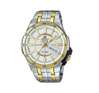 Casio Edifice EFR-106SG-7A9VUDF Rose Gold Ion Plated Stainless Steel / Aluminum Band Watch