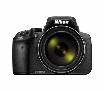 Nikon COOLPIX P900 Compact Wi-Fi Digital Camera  The Sky Is No Longer The Limit