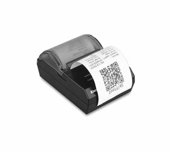 Excelvan Portable Wireless 58mm Bluetooth Thermal Dot Receipt Printer  Product No: HOP-E200