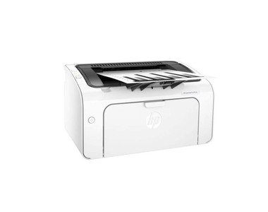 HP Laserjet Pro M12W Printer  Up to 18ppm  Duty Cycle Monthly: 5000 Pages  Product No. T0L46A
