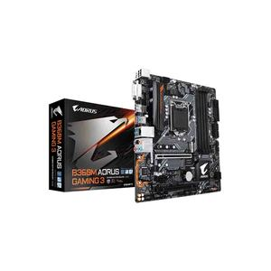 GIGABYTE B360 AORUS Gaming 3 Rev 1.0 Intel B360 AORUS Motherboard with RGB Fusion