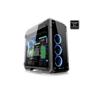 Thermaltake View 71 Tempered Glass Edition Full Tower Chassis  Product No. CA-1I7-00F1WN-00