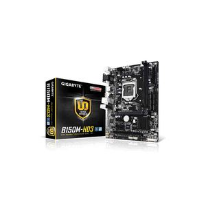 GIGABYTE GA-B150M-HD3 Rev 1.0 Intel B150 Chipset Motherboard