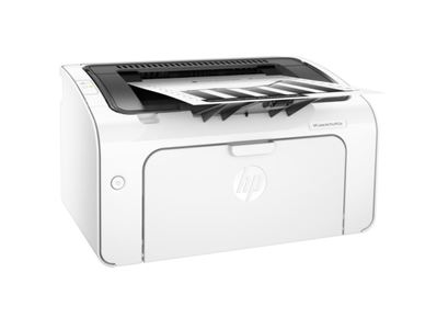 HP Laserjet Pro M12A Printer  Up to 18ppm  Duty Cycle Monthly: 5000 Pages  Product No. T0L45A