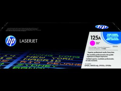 CB543A  Magenta Toner Cartridge CLJ CP1215/1515N/1518NI/ CM1312/1512
