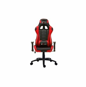 Warlord Huntsmen Series Black & Red Gaming Chair
