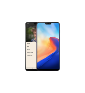 OnePlus 6  6.28  6GB RAM  64GB ROM  Optic AMOLED Screen & Fast Dash Charging