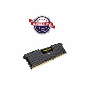 Corsair Vengeance LPX 16GB DDR4 DRAM C16 Memory Kit (RAM) for Gaming Desktop  Product No. CMK16GX4M1D3000C16