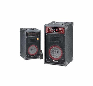 Audionic CLASSIC BT 190 2.0 Wireless Bluetooth Tower Speakers With Remote