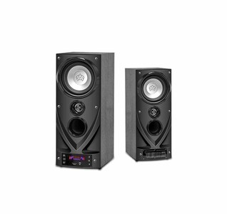 Audionic CLASSIC BT 55 2.0 Wireless Bluetooth Tower Speakers