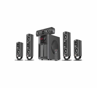 Audionic Monster Series Monster MS 510 5.1 Channel Sound Home Theater System With Hi Density Sub-Woofer