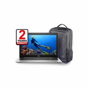 DELL Inspiron 15 5570 Ci5 8250U 8th Gen. RAM 4 GB, HDD 1 TB, AMD Radeon 530 2GB, Backpack & 2 Years Offical Warranty