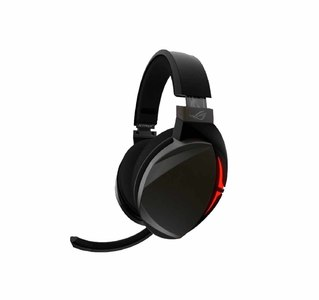 Asus ROG Strix Fusion 300 Virtual 7.1 LED Gaming Headset with Microphone for PC, Mobile & Console