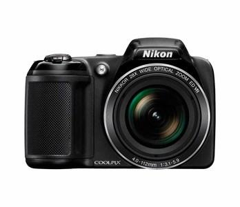 Nikon COOLPIX L340 Compact Digital Camera