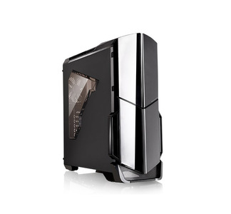 Thermaltake Versa N21 Window Mid-tower Chassis Black Edition  Product No. CA-1D9-00M1WN-00