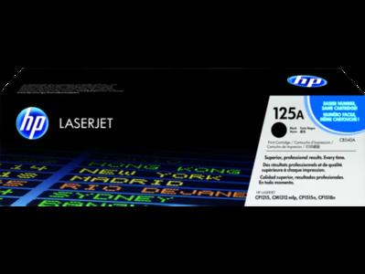 CB540A  Black Toner Cartridge CLJ CP1215/1515N/1518NI/ CM1312/1512
