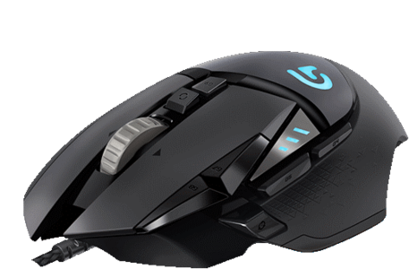 Logitech G502 Proteus Spectrum RGB Optical Gaming Mouse