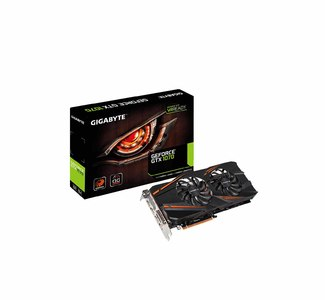 GIGABYTE GeForce GTX 1070 WINDFORCE OC 8G rev. 1.0,2.0  Product No. GV-N1070WF2OC-8GD