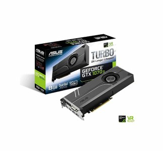 Asus TURBO-GTX1070TI-8G Turbo GeForce GTX 1070 TI Graphics Card Delivers The Sweet Spot of Performance