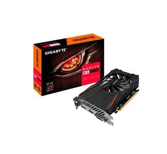 GIGABYTE Radeon RX 560 OC 4G rev. 2.0 rev. 1.0 Graphics Card  Product No: GV-RX560OC-4GD