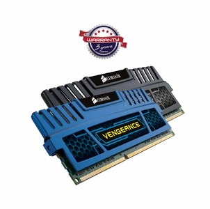 Corsair Vengeance 8GB Single Module DDR3 Memory Kit (RAM) for Gaming Desktop  Product No. CMZ8GX3M1A1600C10 & CMZ8GX3M1A1600C10B