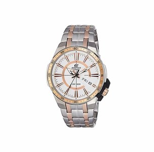 Casio Edifice EFR-106SG-7A5VUDF Rose Gold Ion Plated Stainless Steel / Aluminum Band Watch