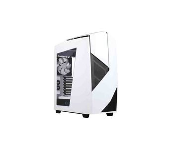 NZXT Noctis 450 Mid Tower Computer Case  Product No: CA-N450W-W1