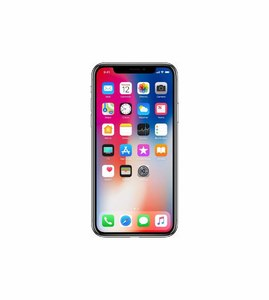 Apple iPhone X Without Facetime App With 64GB ROM & 3GB RAM  Authentic M&P Official 1 Year Warranty