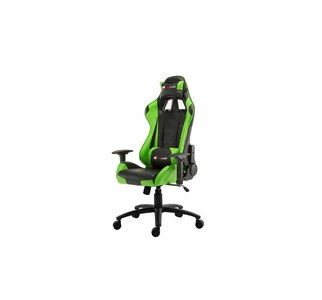 Warlord Huntsmen Series Green Gaming Chair