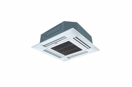 Haier Single Split 2.0 Ton Commercial Air Conditioner Ceiling Cassette  Product No: HBU-28HH03