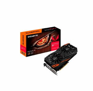 GIGABYTE AMD Radeon RX VEGA 56 GAMING OC 8G  Product No. GV-RXVEGA56GAMING OC-8GD