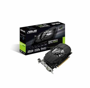 Asus PH-GTX1050-2G Phoenix GeForce GTX 1050 2GB GDDR5 Best for Compact Gaming PC Build