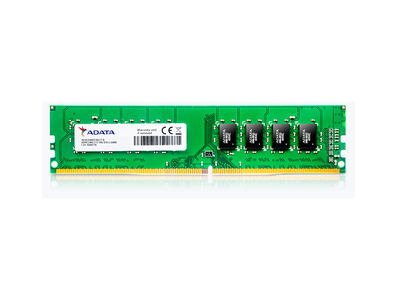 ADATA 4GB DDR4 2400 Unbuffered DIMM Desktop Memory Module  Product No. AD4U2400J4G17-R
