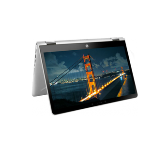 HP Pavilion X360 Convertible BA121TU Ci5 8250, RAM 4 GB, HDD 500 GB With Windows 10 & Touch Screen  Product No. 3CH50PA