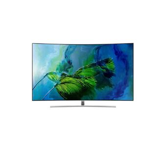 Samsung Q Series 65 Inch 4K Smart Curved QLED TV  Product No: 65Q8C