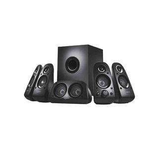 Logitech Z506 5.1 Surround Sound Speaker System  With 1 Year Replacement Warranty