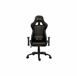 Warlord Huntsmen Series All Black Gaming Chair