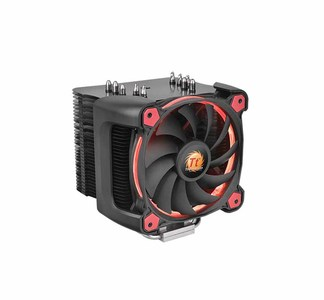 Thermaltake Riing Silent 12 Pro Red CPU Cooler  Product No: CL-P021-CA12RE-A